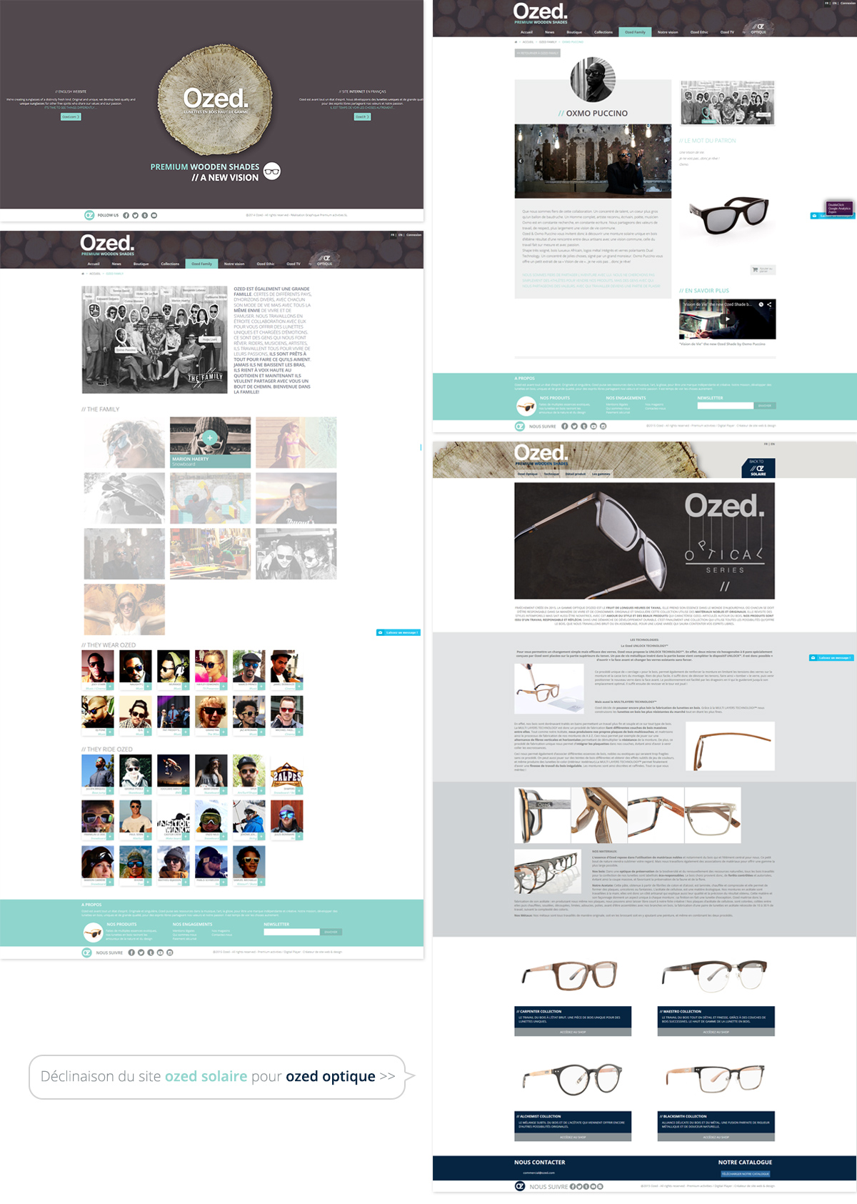 webdesign ozed.com