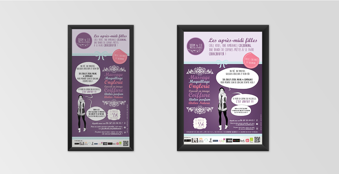 DDDMetCie - Communication globale - Affiche / Flyer